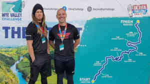 Wye Valley Challenge - 100km Chepstow to Hereford Ultramarathon Start