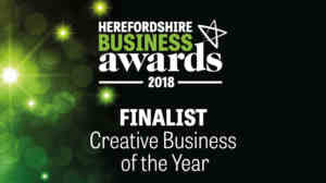 Herefordshire Business Awards Finalist
