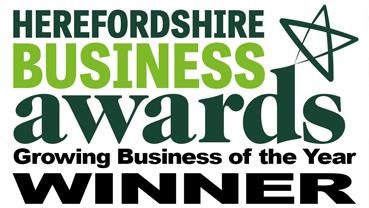 Herefordshire Business Awards Winner