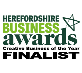 Herefordshire Business Awards Finalist Logo