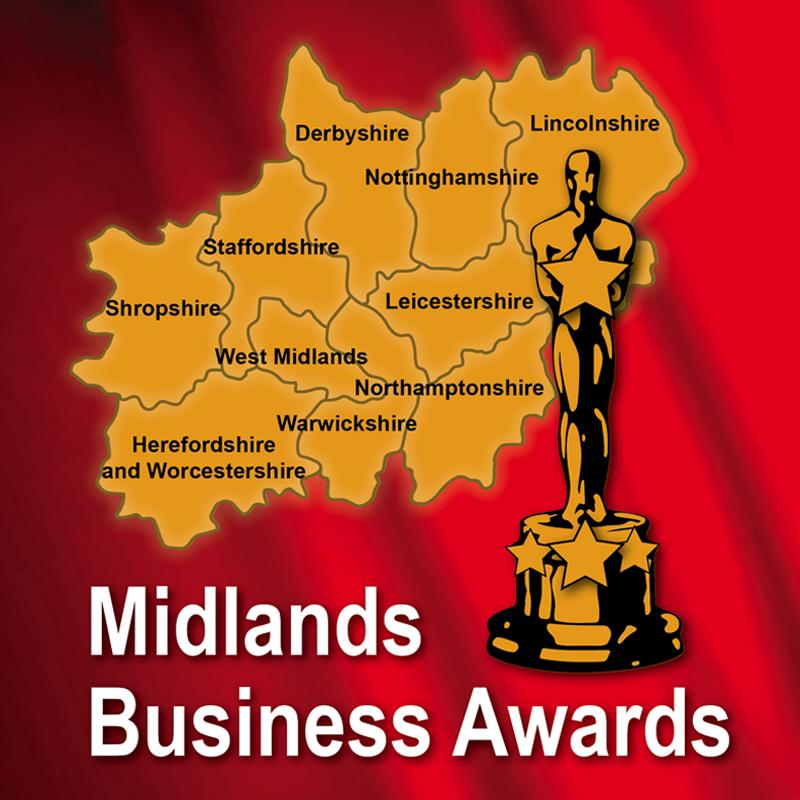 Midlands Business Awards Logo