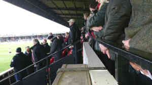 Hereford FC Crowd