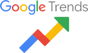 SEO Basics - Google Trends Logo