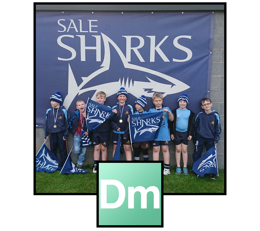 Community Event - Sale Sharks Junior Rugby Tour